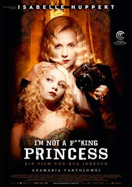 My Little Princess - 11 x 17 Movie Poster - German Style A