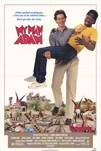 My Man Adam - 11 x 17 Movie Poster - Style A