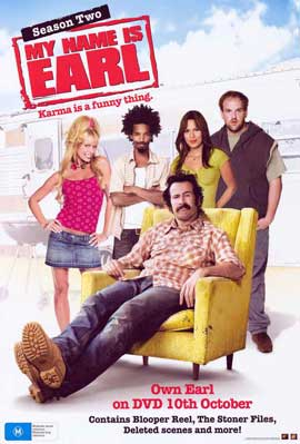 My Name is Earl - 11 x 17 TV Poster - Style D