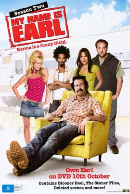 My Name is Earl - 27 x 40 TV Poster - Style A
