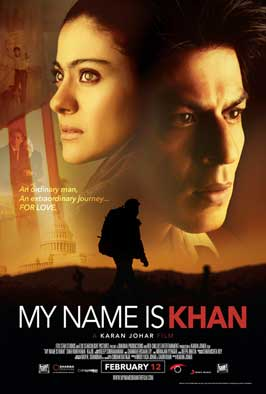 My Name Is Khan - 27 x 40 Movie Poster - Style A