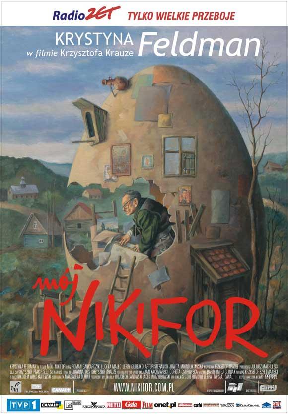 My Nikifor movie
