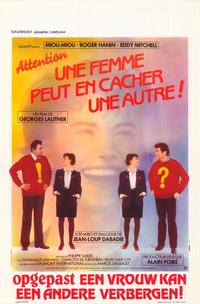 My Other Husband - 27 x 40 Movie Poster - Belgian Style A