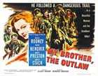 My Outlaw Brother - 11 x 17 Movie Poster - Style A