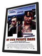 My Own Private Idaho - 11 x 17 Movie Poster - Style A - in Deluxe Wood Frame