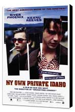 My Own Private Idaho - 11 x 17 Movie Poster - Style A - Museum Wrapped Canvas