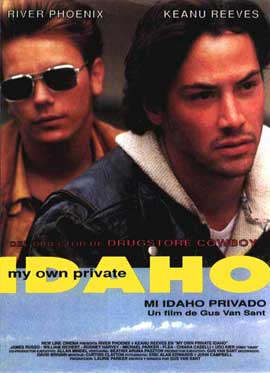 My Own Private Idaho - 11 x 17 Movie Poster - Spanish Style A