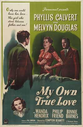 My Own True Love - 11 x 17 Movie Poster - Style A