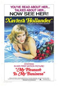 My Pleasure Is My Business - 27 x 40 Movie Poster - Style A