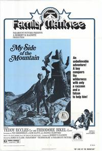 My Side of the Mountain - 11 x 17 Movie Poster - Style C