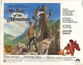 My Side of the Mountain - 11 x 14 Movie Poster - Style A