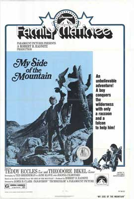 My Side of the Mountain - 27 x 40 Movie Poster - Style C
