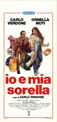 My Sister and I - 13 x 28 Movie Poster - Italian Style A
