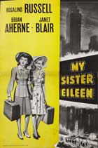 My Sister Eileen - 27 x 40 Movie Poster - Style C