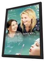 My Sister's Keeper - 11 x 17 Movie Poster - Style A - in Deluxe Wood Frame