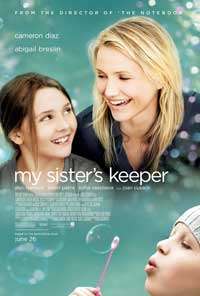 My Sister's Keeper - 43 x 62 Movie Poster - Bus Shelter Style A