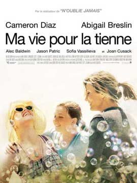 My Sister's Keeper - 27 x 40 Movie Poster - French Style A