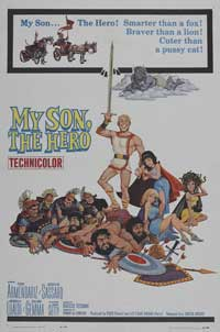 My Son, the Hero - 27 x 40 Movie Poster - Style A