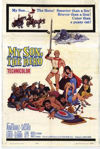 My Son the Hero - 11 x 17 Movie Poster - Style A