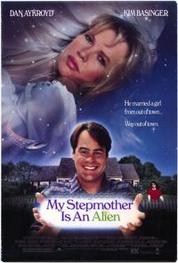 My Stepmother Is an Alien - 11 x 17 Movie Poster - Style A