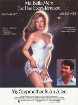 My Stepmother Is an Alien - 11 x 17 Movie Poster - Belgian Style A