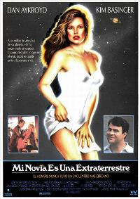 My Stepmother Is an Alien - 11 x 17 Movie Poster - Spanish Style A