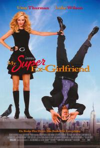 My Super Ex-Girlfriend - 27 x 40 Movie Poster - Style B