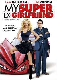 My Super Ex-Girlfriend - 27 x 40 Movie Poster - Style C