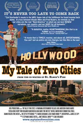 My Tale of Two Cities - 11 x 17 Movie Poster - Style A