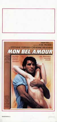 My True Love, My Wound - 13 x 28 Movie Poster - Italian Style A