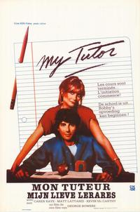 My Tutor - 11 x 17 Movie Poster - Belgian Style A