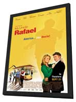 My Uncle Rafeal - 11 x 17 Movie Poster - Style A - in Deluxe Wood Frame