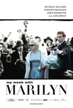 My Week with Marilyn - 43 x 62 Movie Poster - Bus Shelter Style A