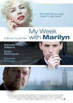 My Week with Marilyn - 11 x 17 Movie Poster - Style B