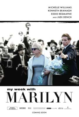 My Week with Marilyn - 11 x 17 Movie Poster - Style A