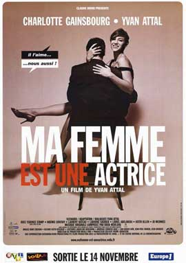 My Wife is an Actress (Ma Femme Est En Actrice) - 11 x 17 Movie Poster - Style A
