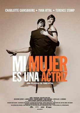 My Wife is an Actress (Ma Femme Est En Actrice) - 27 x 40 Movie Poster - Spanish Style A