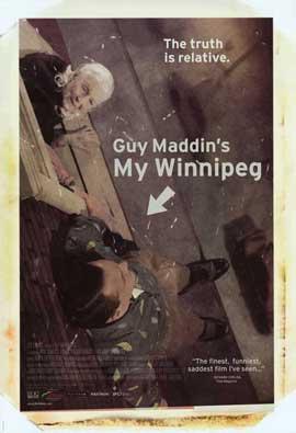 My Winnipeg - 11 x 17 Movie Poster - Style A