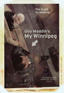 My Winnipeg - 27 x 40 Movie Poster - Style A
