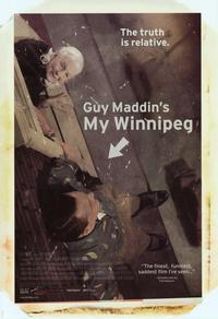 My Winnipeg - 43 x 62 Movie Poster - Bus Shelter Style A