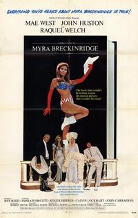 Myra Breckinridge - 11 x 17 Movie Poster - Style A