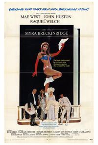Myra Breckinridge - 27 x 40 Movie Poster - Style A