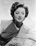 Myrna Loy - Myrna Loy Leaning in Classic