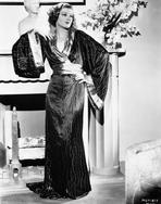 Myrna Loy - Myrna Loy Posed in Bathrobe