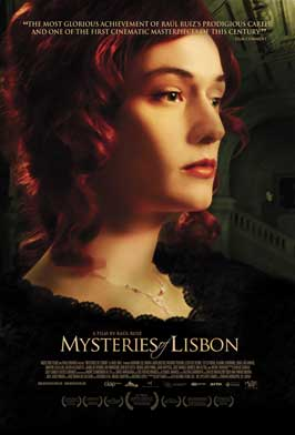 Mysteries of Lisbon - 11 x 17 Movie Poster - Style B