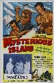 Mysterious Island - 11 x 17 Movie Poster - Style A