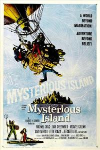 Mysterious Island - 27 x 40 Movie Poster - Style A