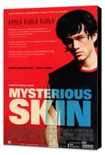 Mysterious Skin - 27 x 40 Movie Poster - Style B - Museum Wrapped Canvas