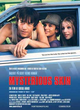 Mysterious Skin - 11 x 17 Movie Poster - Danish Style A