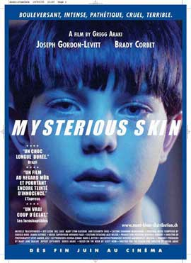 Mysterious Skin - 27 x 40 Movie Poster - French Style A